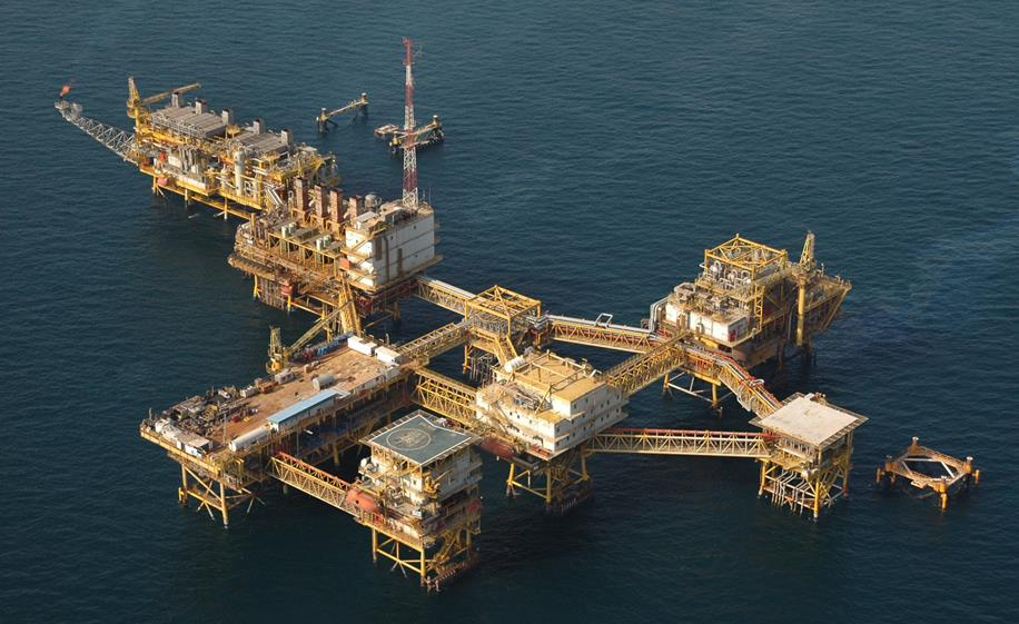 Oil Production Platforms